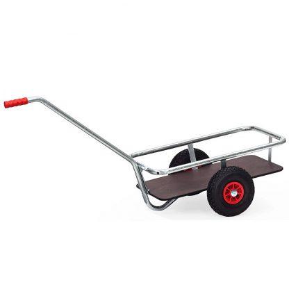Fetra enkelvoudig verzinkt wagen
